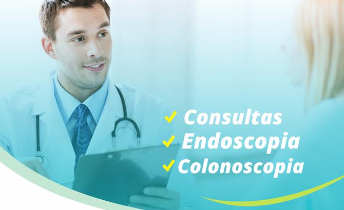 Clinica de colonoscopia em joao pessoa